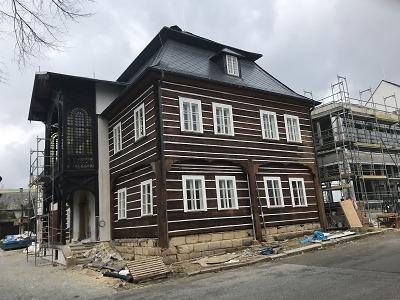 Památkou Libereckého kraje 2019 je sídlo sklářské společnosti Lasvit