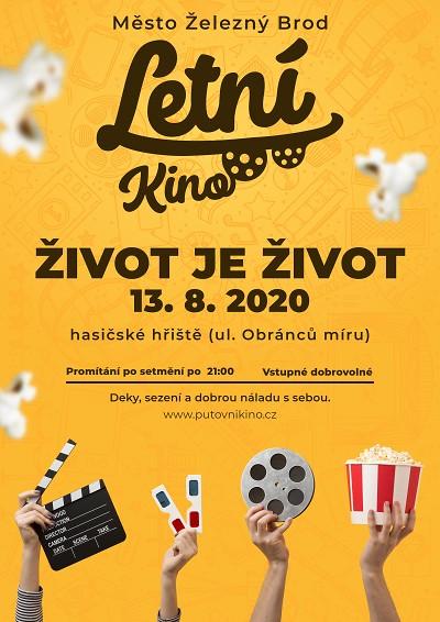 Letní kino v Železném Brodě láká na komedii s Ondřejem Vetchým