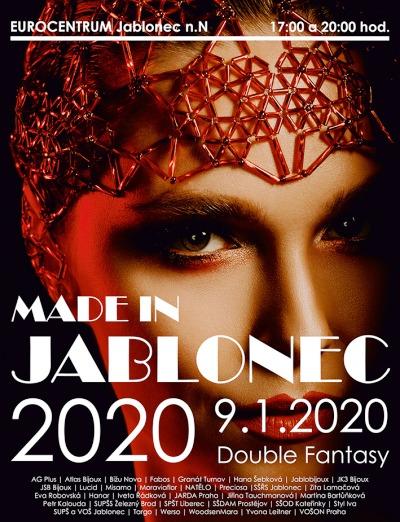 Křišťálové údolí zahajuje rok 2020 módní přehlídkou Made in Jablonec