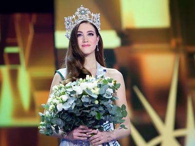 Korunkou od Šenýru dekorovali vítězku Miss Czech Republic 2019