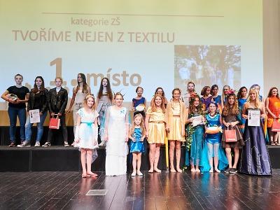Na soutěži Oděv a textil bylo k vidění 55 kolekcí