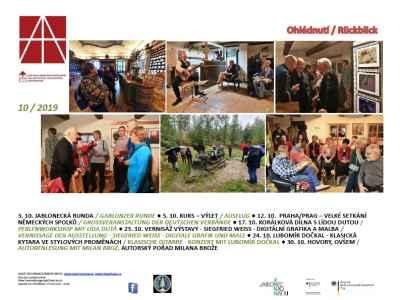 Listopadový program v Galerii FR Rýnovice