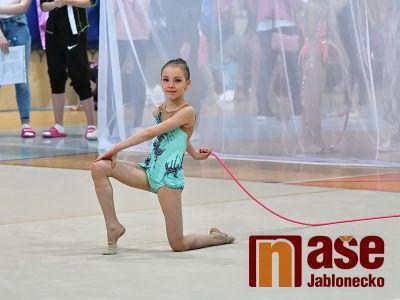 Jablonecká perlička přinesla úspěchy i domácím gymnastkám