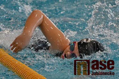 Mladí plavci Bižuterie vylovili 40 medailí