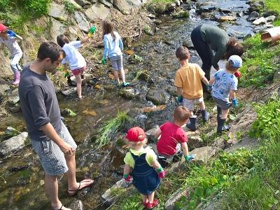 Nadace Ivana Dejmala podpoří ekologickou výchovu dětí