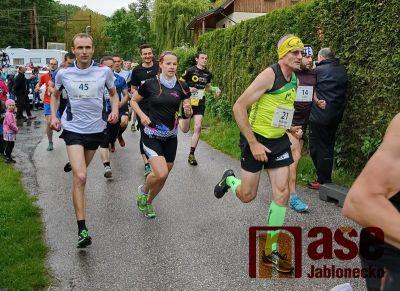 FOTO: Maloskalský půlmaraton 2020 přilákal 55 běžců