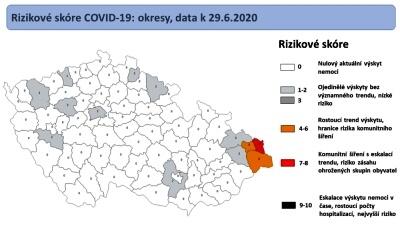 V Libereckém kraji je aktuálně 60 lidí nakažených nemocí Covid-19