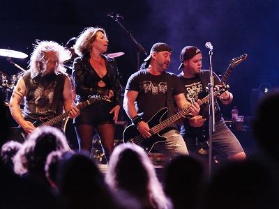 FOTO: Turn-off rock fest přinesl popáté nálož ostřejší muziky