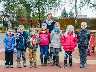 Dobří andělé podpořili již 126 dětí a 101 rodičů z jabloneckých rodin