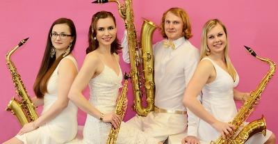 V hlavní roli saxofon