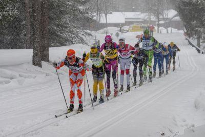 Kateřina Smutná vybojovala 3. místo na Vasově běhu