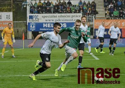 Obrazem: Utkání Fortuna ligy FK Jablonec - Sparta Praha