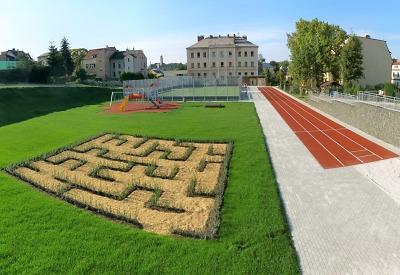 Jablonecký sportovní areál v Sokolí soutěží o cenu Stavba roku