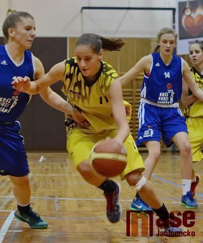 Basketbalistky  Bižuterie z Moravy s jednou výhrou