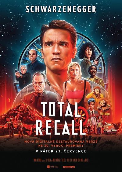 Akční sci-fi klasika Total Recall 30 let od premiéry dobývá kina