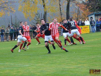 V Břízkách slaví vítězství ve fotbalové divizi