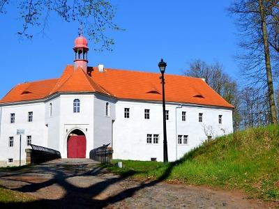 Zámek Vartenberk býval vězením i nemocnicí