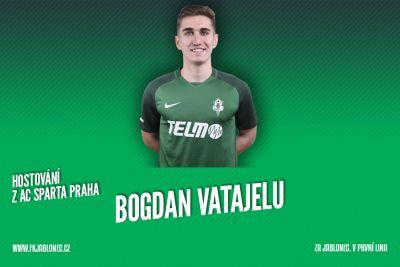 Bogdan Vatajelu přichází do Jablonce na hostování
