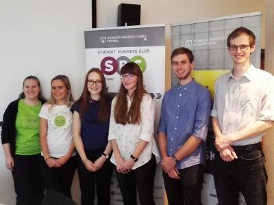 Pomoc mladým v podnikání aneb O nejlepší start-up TUL