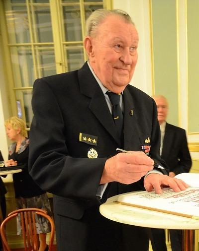 Zemřel válečný veterán a čestný občan Jablonce Zdeněk Neruda