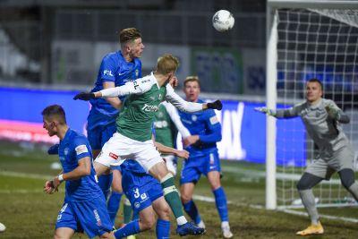 V letošní sezoně derby podruhé vyhrál Jablonec!