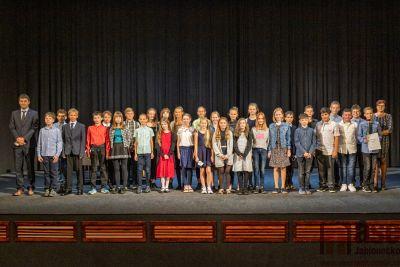 Zahájení školního roku na Gymnáziu Tanvald