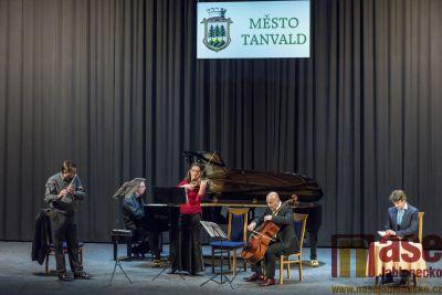 Třetí koncert Tanvaldského hudebního jara byl ve znamení poezie