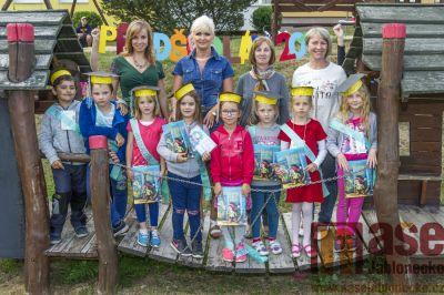 V MŠ Radniční v Tanvaldě se loučili s předškoláky