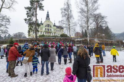 Obrazem: V Tanvaldě to o Adventu žije