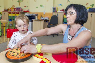 Obrazem: Zápis do Mateřské školy Tanvald