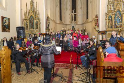 Obrazem: Vánoční koncert ZUŠ Tanvald