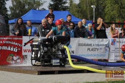 Na 23. ročníku Tanvaldského poháru startovalo 40 družstev