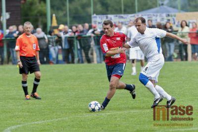 Oslavy 90 let fotbalu v Plavech obrazem