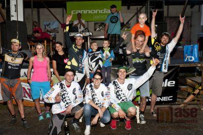 V Tanvaldě proběhl cyklistický závod Bobovka Cup 2014