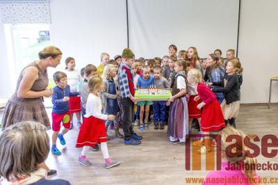 Obrazem: Oslavy 140 let školy v Plavech