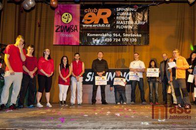 Charitativní Zumba maraton ve Smržovce vynesl rekordních 73 366 Kč