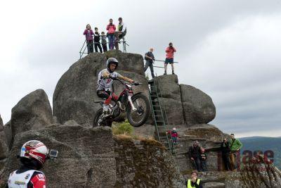Obrazem: Nedělní část Mistrovství Evropy v mototrialu
