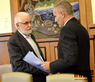 Vladimír Vyhnálek zvolen starostou Tanvaldu