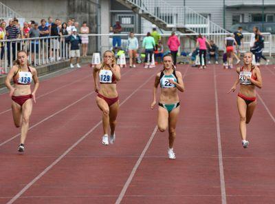 Adéla Novotná vyrovnala český rekord