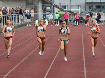 Český oddílový rekord juniorek LIAZU