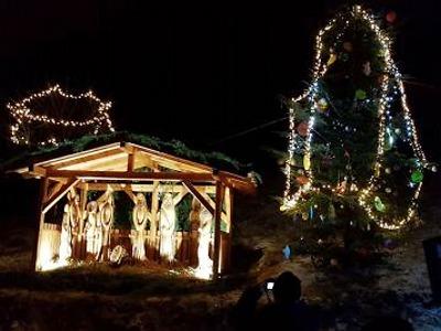 V sobotu rozsvítí vánoční stromek také v Jindřichově