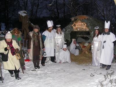 Ohlédnutí za Adventním setkáním vLesoparku na Příchovicích