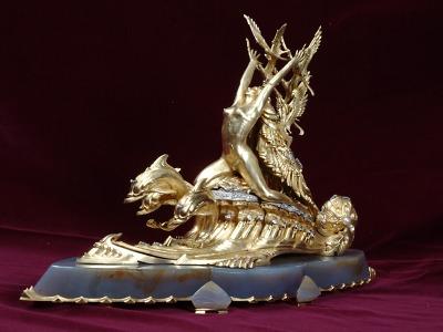 Na Sychrově obnovili okruh Zlatý poklad s díly klenotníka Khynla