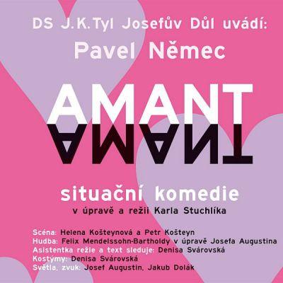 Divadelní představení - Amant