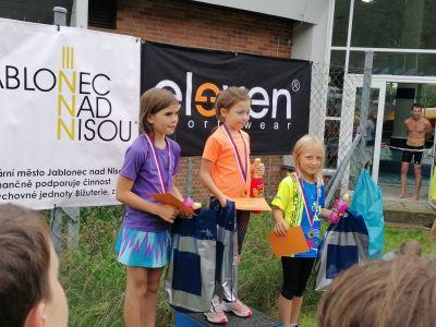 Jablonecký mládežnický aquatlon proběhl už podvaadvacáté