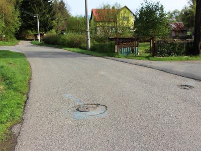 V Arbesově ulici v Jablonci bude možnost připojení na novou kanalizaci