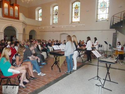 Aries zahájil sezonu otevřených jabloneckých kostelů