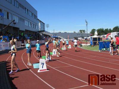 Opožděný start atletů do sezony úspěšně zvládlo mladší žactvo