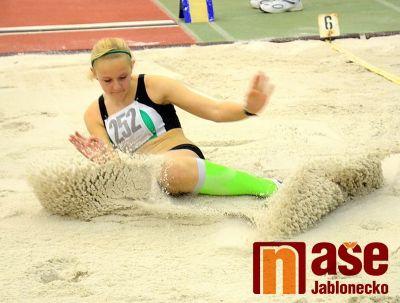 Obrazem: Mezinárodní utkání žactva v atletice