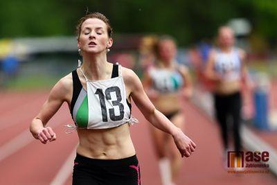 Mladí atleti plní limity pro Baku